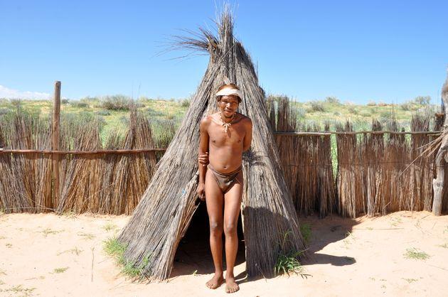 bosjesmannen-xaus