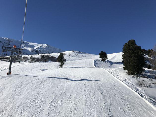 Brede en rustige pistes Turracher Höhe