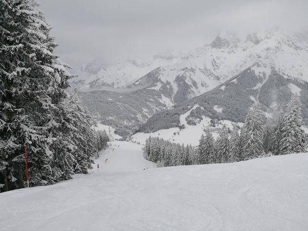Brede-uitgestrekte-pistes-Hochkönig.