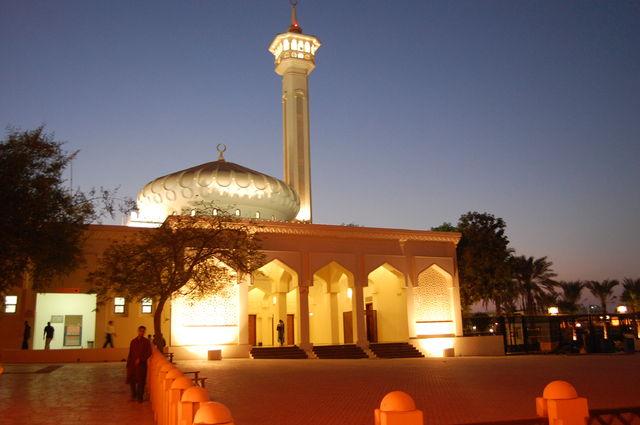 fotoalbum_dubai_moskee_nacht