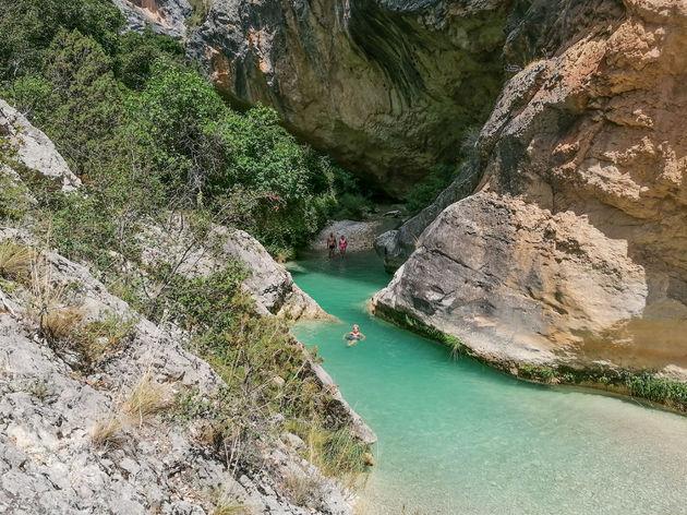 canyoning-aragon