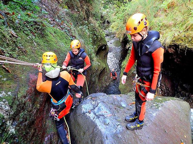canyoning_madeira