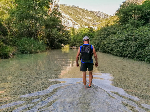 canyoning-spanje