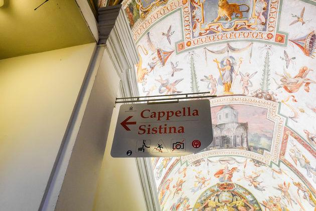cappella-sistina