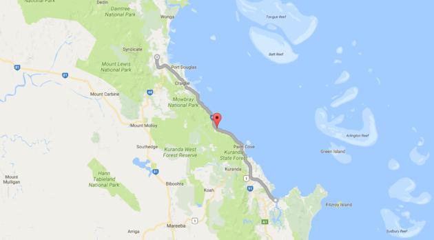 captain-cook-highway-australië