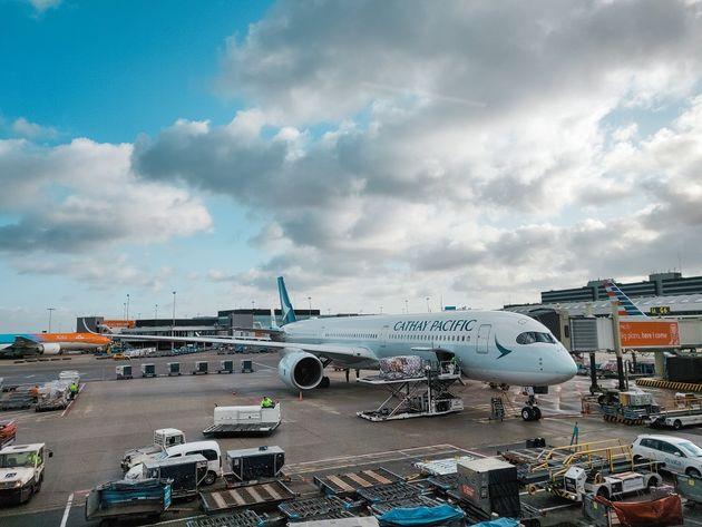 Cathay Pacific Hongkong