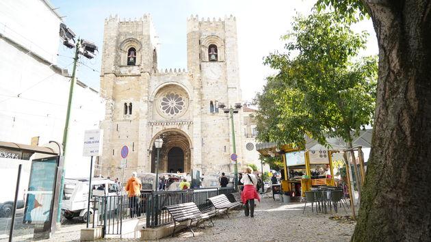 Cathedrale_Santa_Maria Maior_Lisboa