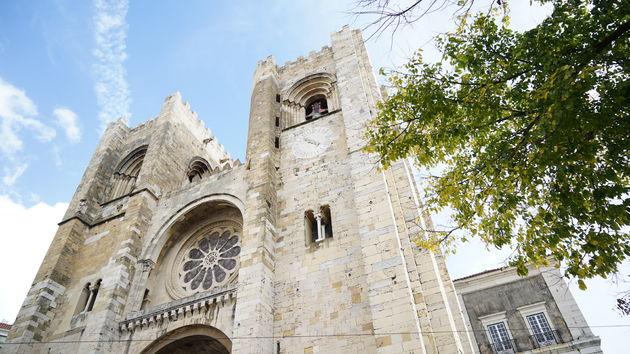 Cathedrale_Santa_Maria Maior_Lissabon