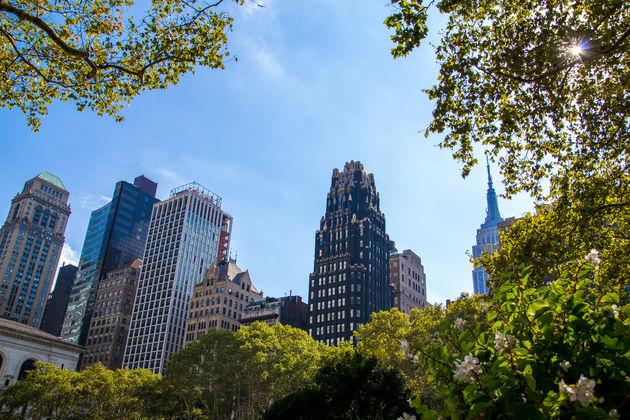 Central-Park-uitzicht