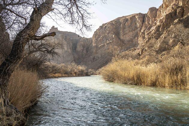 charyn_canyon_Kazachstan_rivier