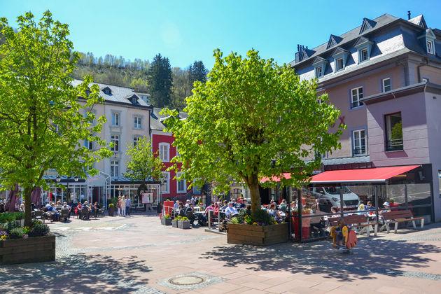 Clervaux-terras