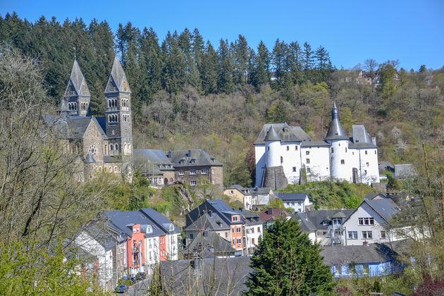 Clerveaux-luxemburg