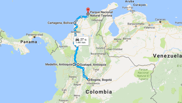 colombia-route-rondreis