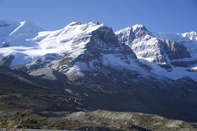 Columbia-icefields