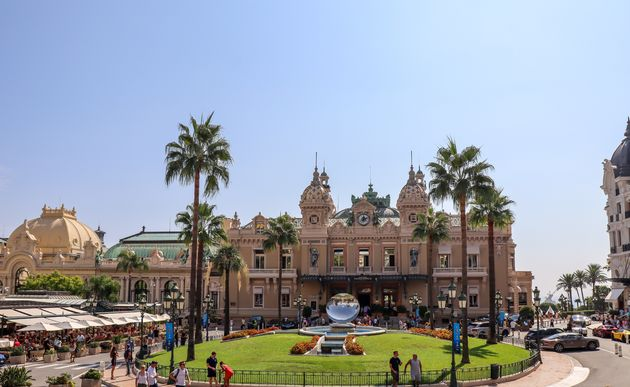 cote-d-azur-Monaco