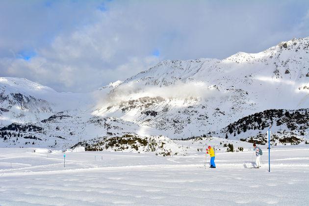 cross-country-skiën-galtur