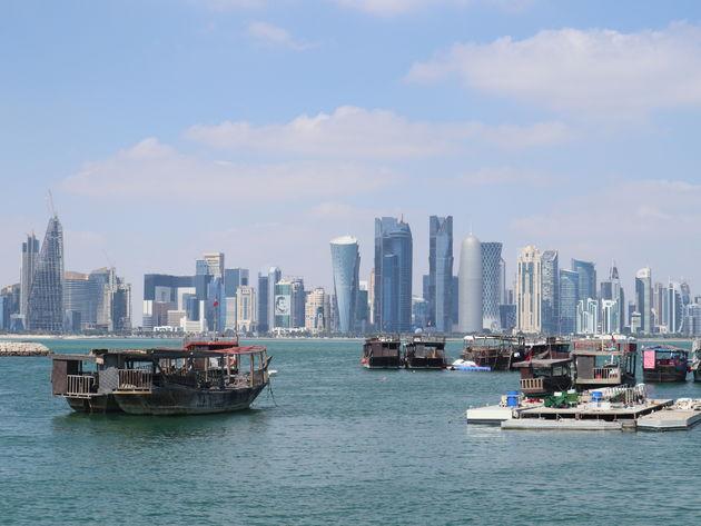 cruise-doha-uitzicht