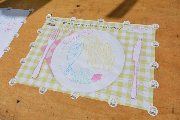 Culinair Guernsey volgens de kids