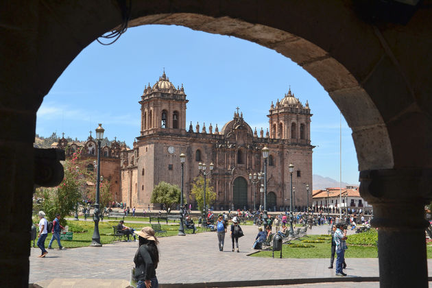 Cusco-Kathedraal
