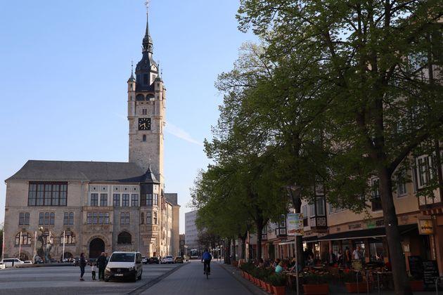 Dessau-plein