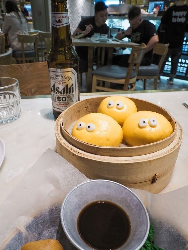 Dim sums Yum Cha Hongkong