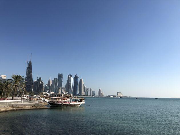 doha-uitzicht