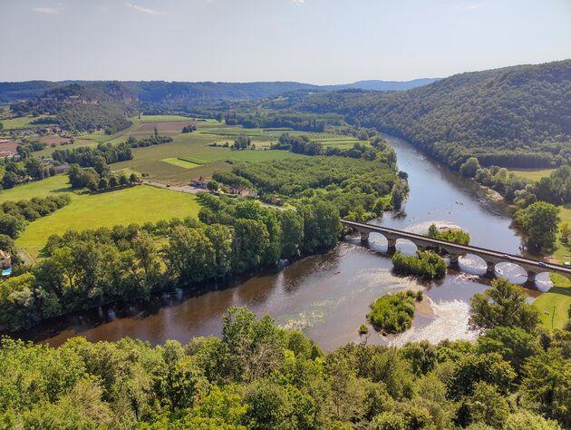 dordogne-rivier