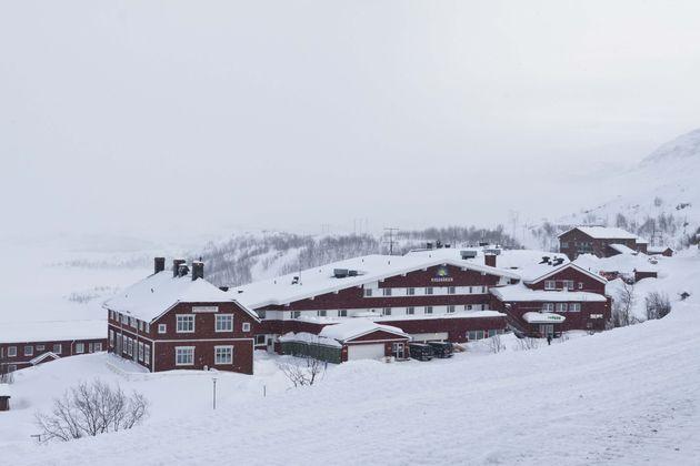 dorp-noord-noorwegen