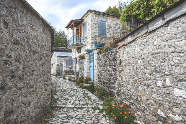 dorpje-bergen-griekenland