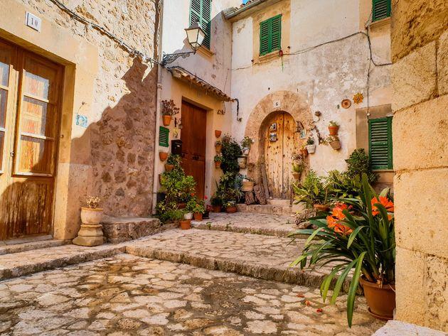 dorpje-mallorca