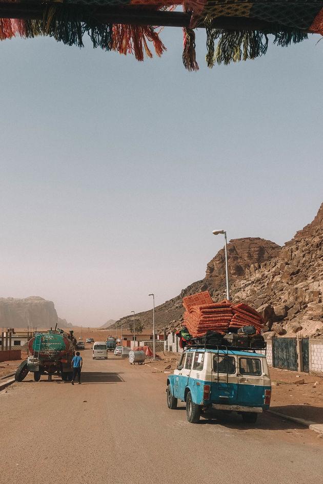 dorpje-wadi-rum