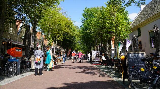 Dorpsstraat_Vlieland