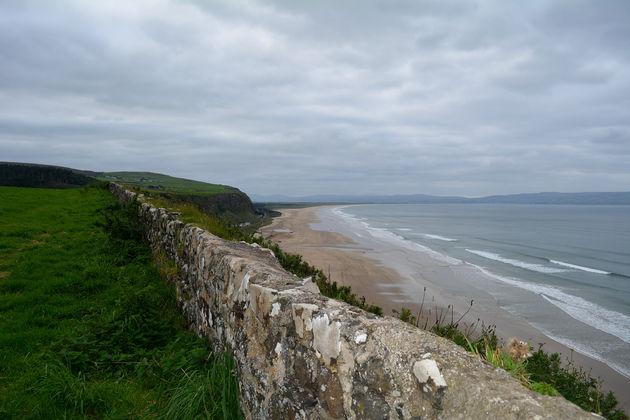 Downhill-Beach