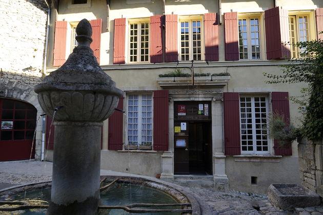 Hostellerie_Le_Beffroi_Vaison_La_Romaine