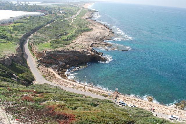 israel_uitzicht_strand