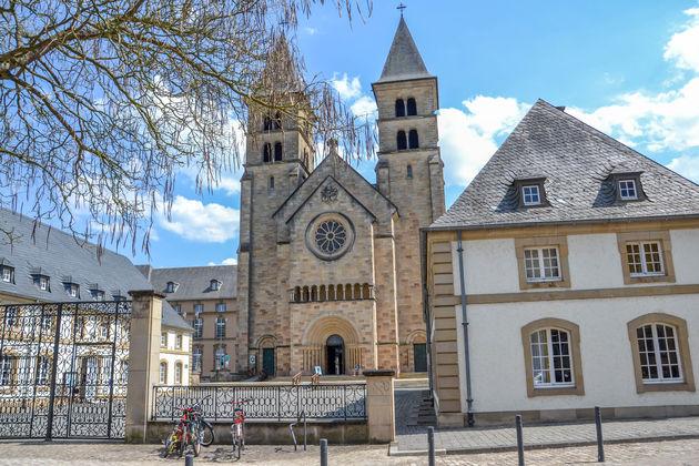 Echternach-abdij