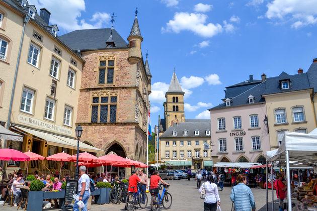 Echternach-plein