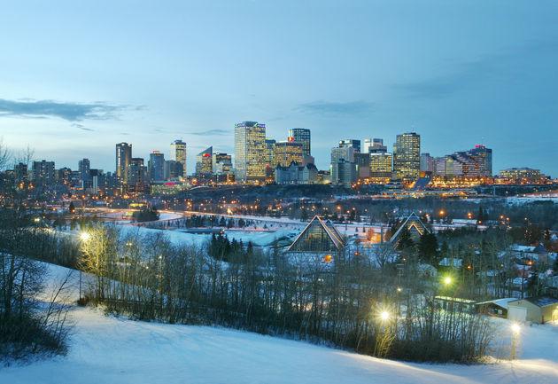 Edmonton-Winter
