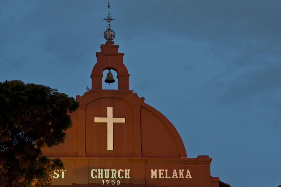 Malakka_Maleisië_kerk