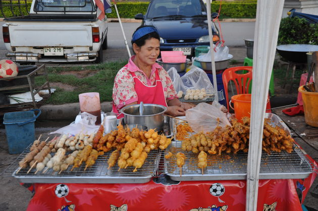 Eetkraampje-thailand