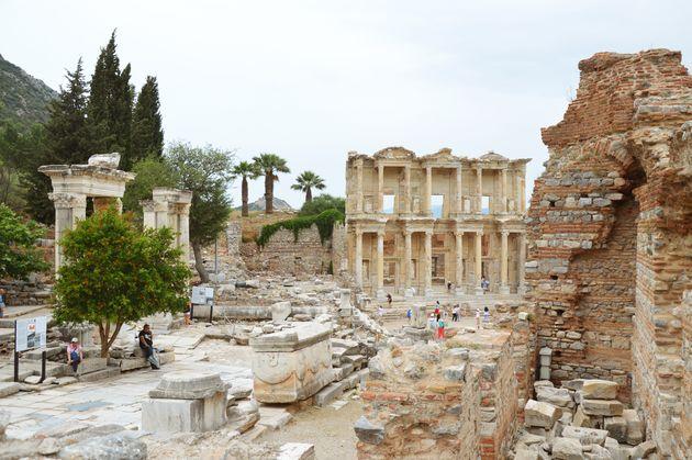 efeze-turkije-opgravingen