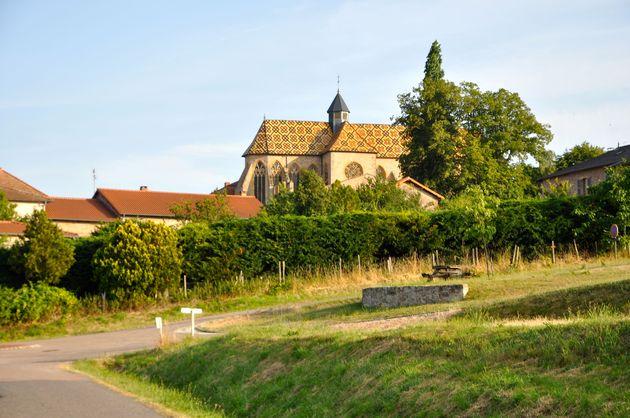 Église-Saint-Martin-d'Ambierle