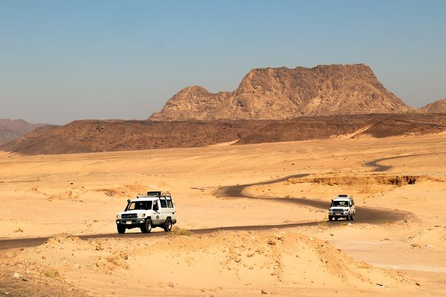 egypte-Jeepsafari