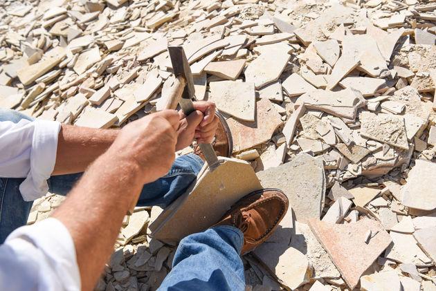 eichstatt-franken-fossielen
