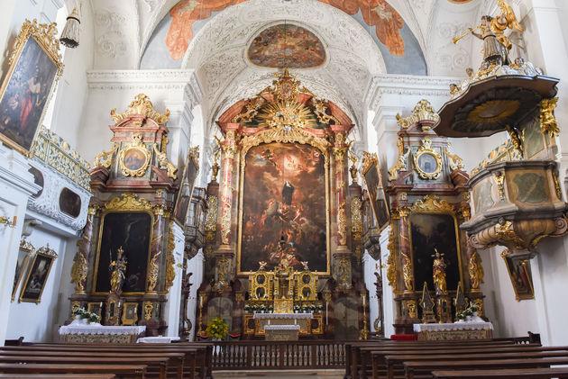 eichstatt-franken-kerk
