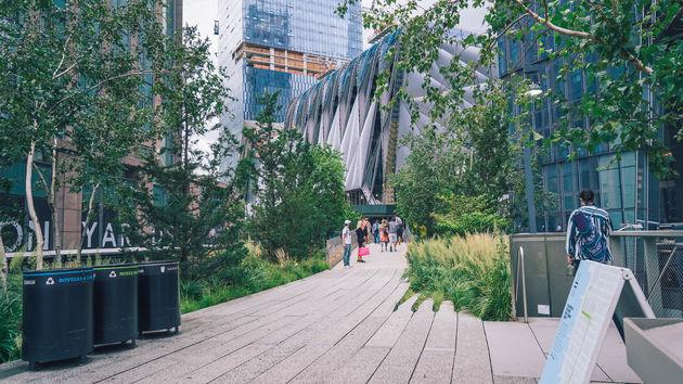 einde_High_Line_Park
