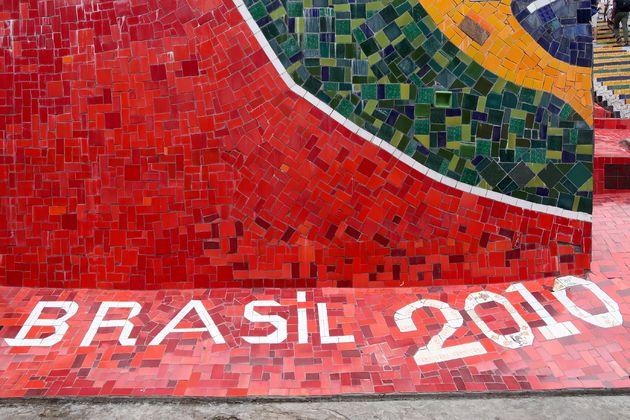 escadaria-selaron-vlag-brazilie