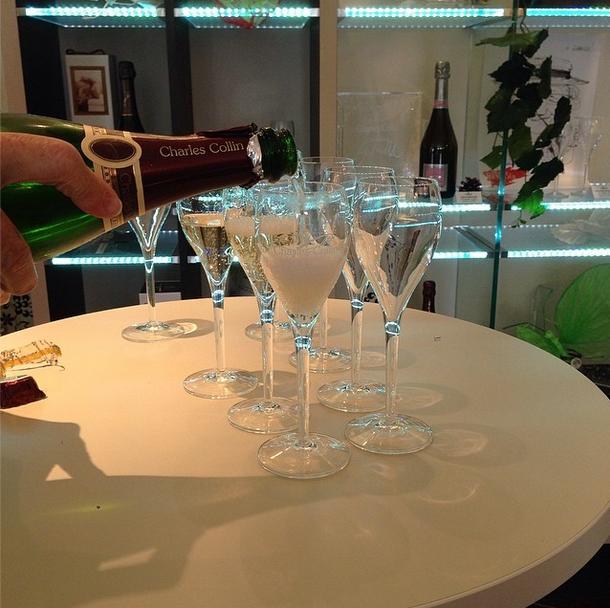Champagne-proeven