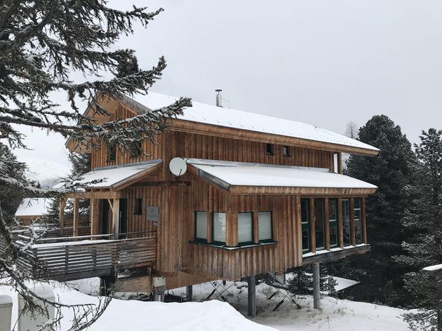 Luxe familie vakantiehuis Turracher Höhe