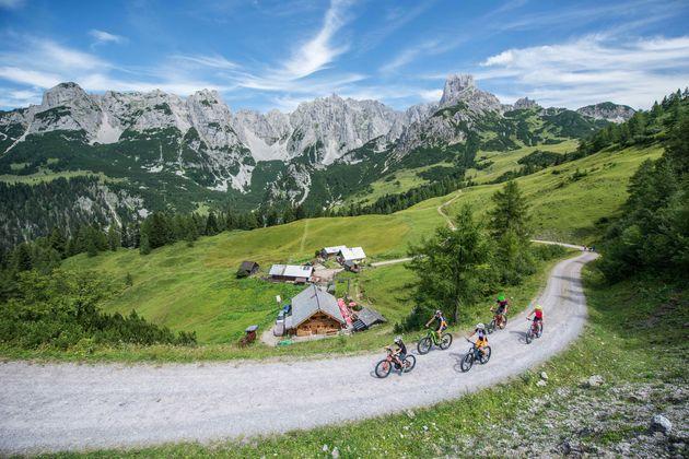 fietsen-flachau-salzburg